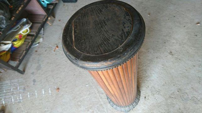 Suport umbrele lemn sculptat vechi