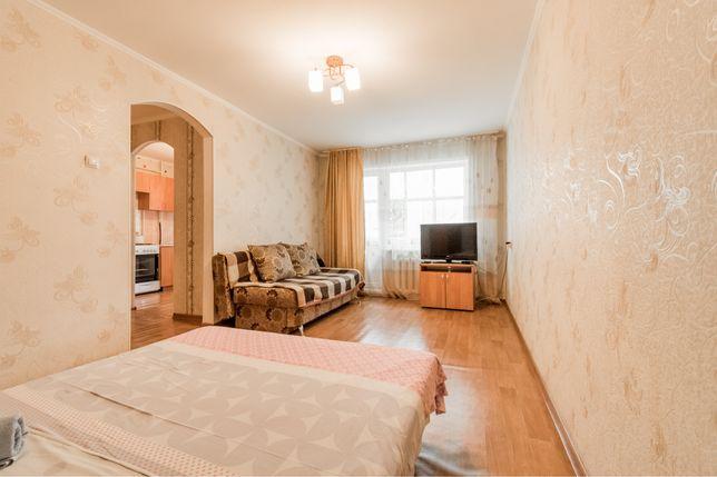 1 Ком. Квартира от Vita Haus. Р-н: Кинотеатра Казахстан. КТВ/Wi-Fi