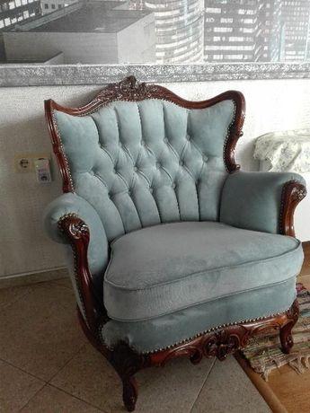 Тапицер ВАРНА.Реставриране на антикварни мебели