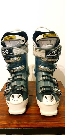 Clapari Ski dama, Atomic Hawx 2 Plus, Flex 70, marime 38 EUR, 24/24,5M
