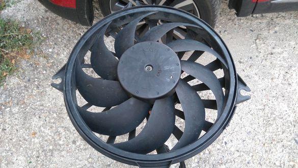 Вентилатор за охлаждане за Ситроен-Пежо-Фиат-70лв