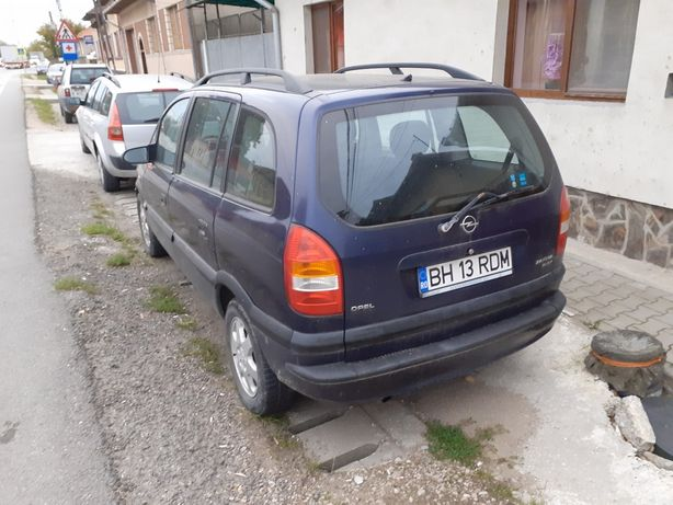 Opel zafira 1.6 benzina