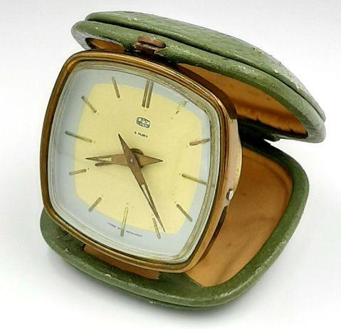 Ceas de birou/calatorie UMF Germania anii 1940