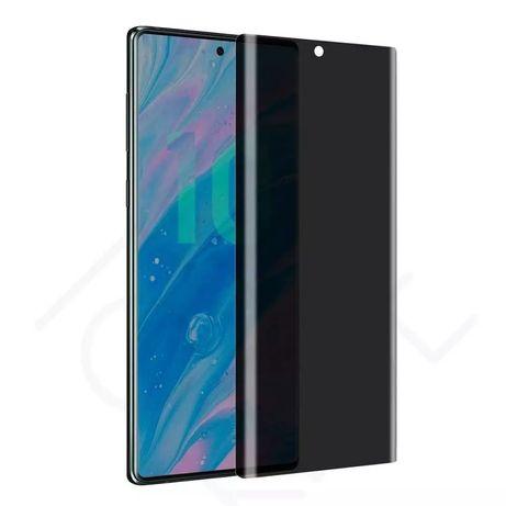 Samsung Note 10 10 PLUS 20 20 ULTRA Folie Sticla 6D Curbata Privacy