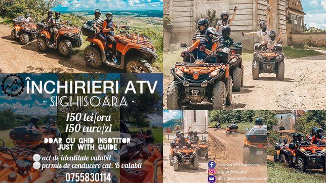 Inchirieri ATV Sighisoara