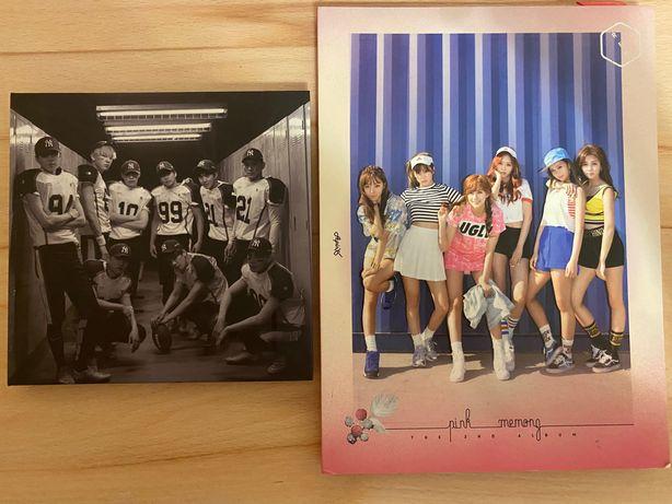 Музыкальные альбомы k-pop, exo a-pink