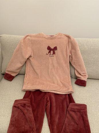 Pijama groasa  fleece VAMP
