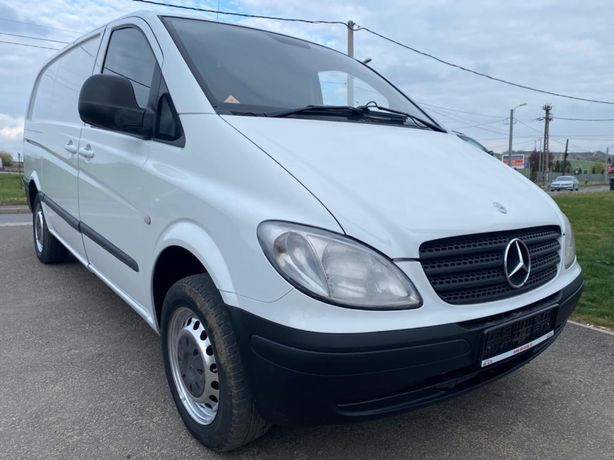 Merceses Vitto lung 2.2 CDI posibilitate rate
