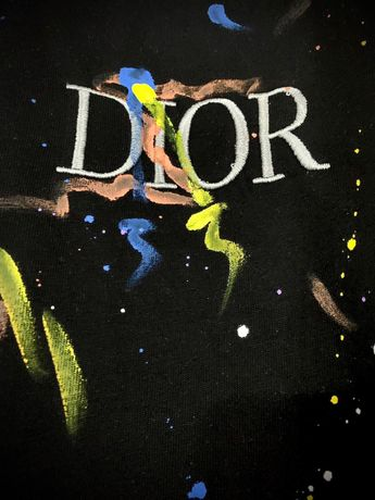 Tricou Dior overzise
