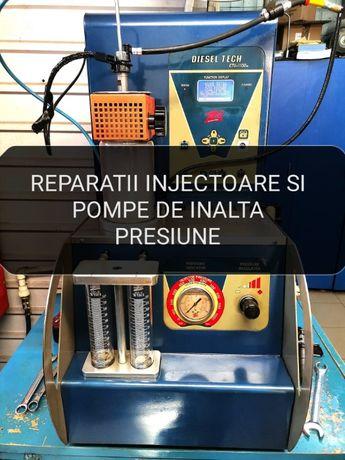 Reparatii injectoare si pompe de inalta presiune