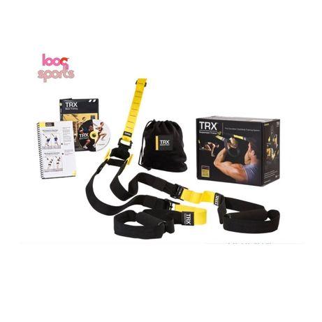 Кроссфит, фитнес, жгут петли тренажер TRX - Suspension Training