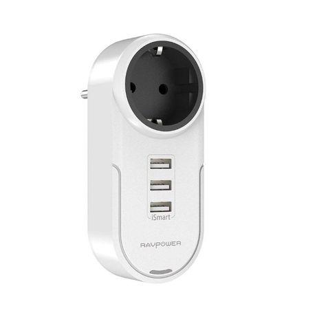 RAVPower USB зарядно за телефони и мобилни устройства (RP-PC003)