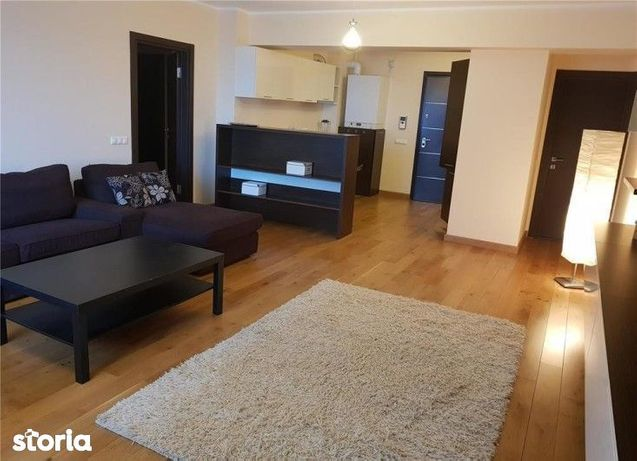 Apartament de 2 camere   Barbu Vacarescu   Parcare Subterana