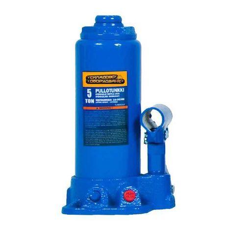 Хидравличен бутилков крик 5,0 тона, 207 – 402 мм (332 + 70 мм) и други