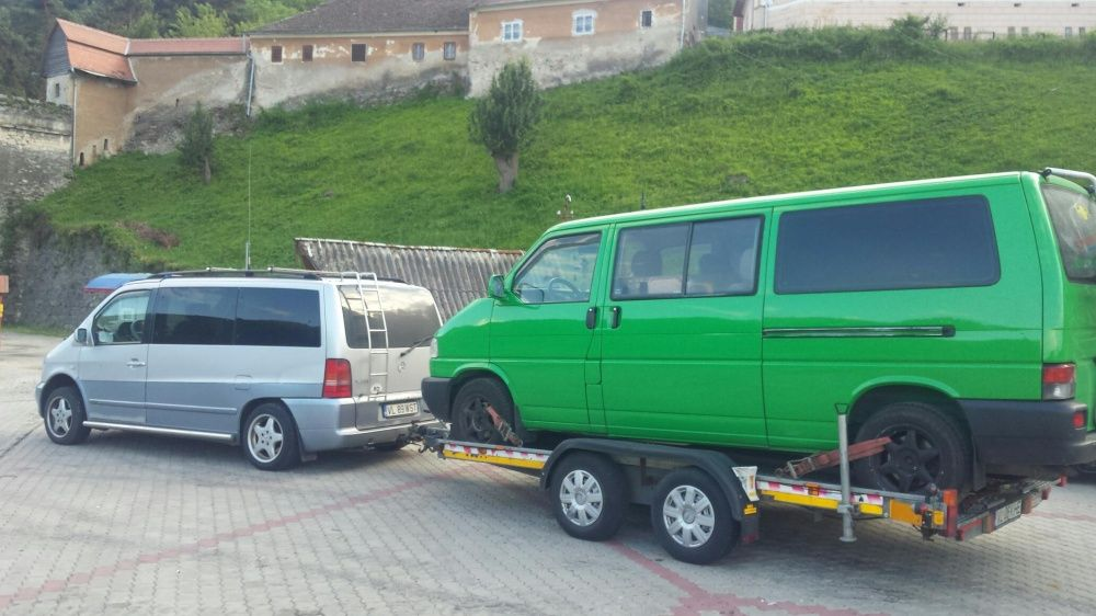 Tractari auto transfer aeroport nonstop Horezu - imagine 1
