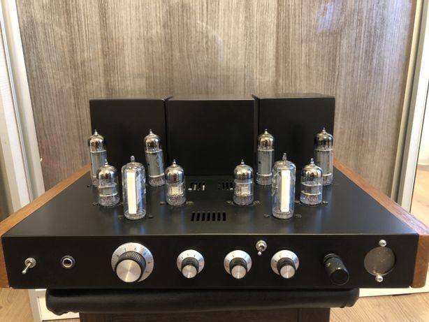 Amplificator tuburi (lampi audio)