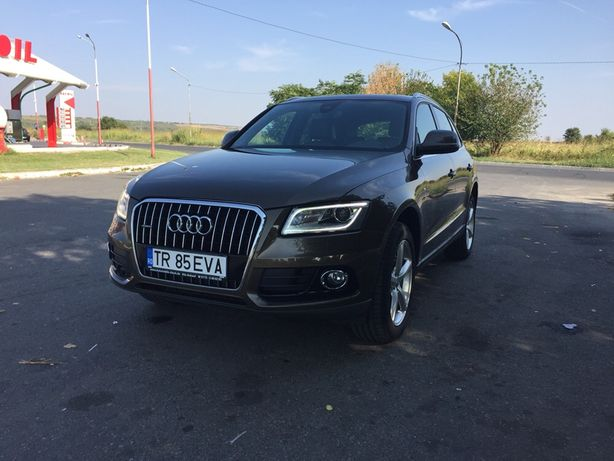 2013 Audi Q5 S-Line+/177cp/Quattro/Full Led/Panoramic/Distronic/Lane