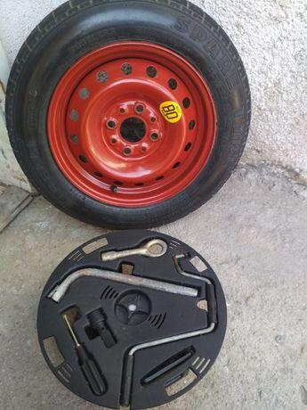 Патерица пълен комплект- Fiat,Lancia