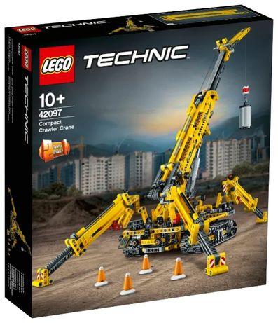 LEGO 42097 Мостовой кран Technic новый!