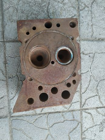 Головка блока двигателя ЯМЗ 240R