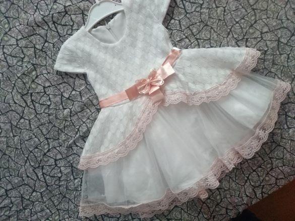 Официални рокли за малка принцеса