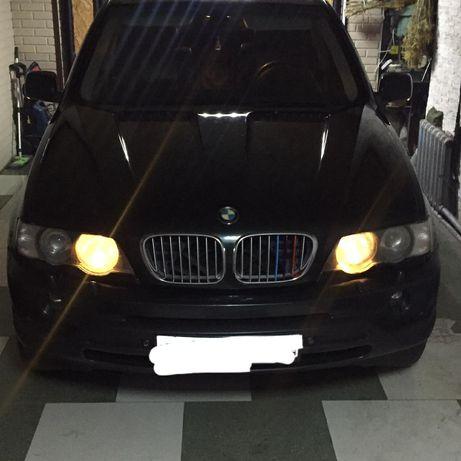 BMW X5 E53 (bumer)