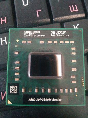 Амд Процесор для ноутбука