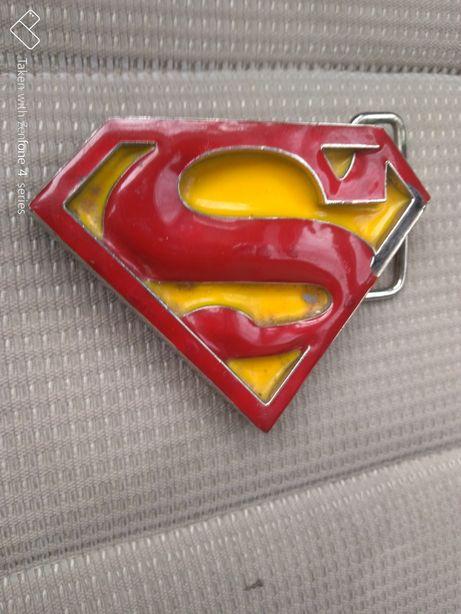 Pafta Superman metal