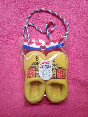 Saboți,papuci Olanda pentru copii Nr 16-19