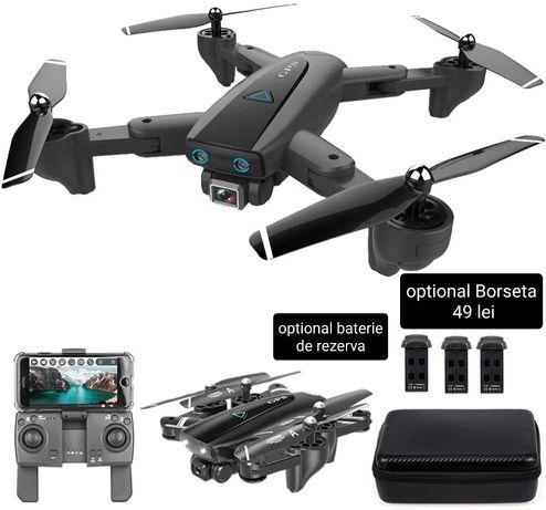 Drona cu 2 camere, zbor 25 minute, Marime 44 cm Noua, Wi-Fi FPV, 4k