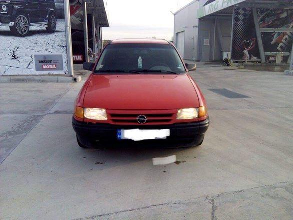 Opel Astra 1.4 si