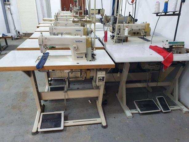 Masini de cusut liniar industriale Brother 6 luni garantie