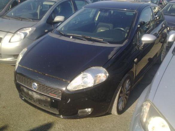 Fiat Punto 2006 на части