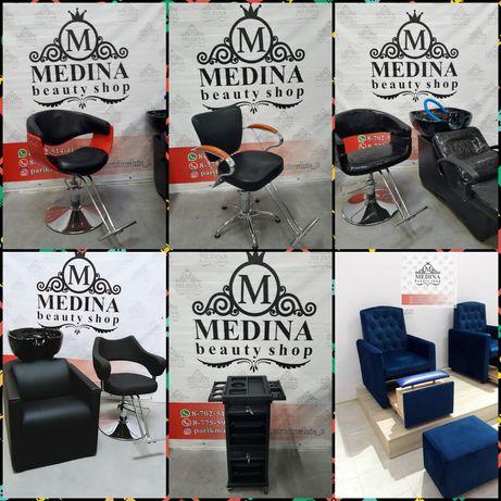 Оборудование мебель для салона красоты и парикмахерские
