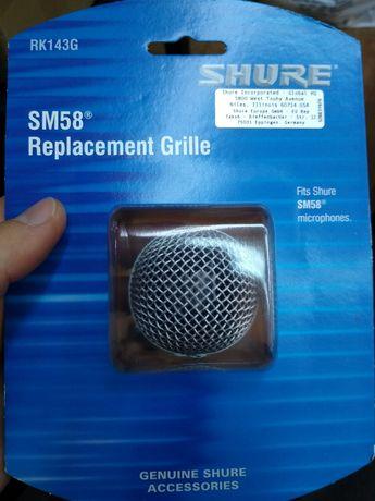 Sita Shure SM58 / Beta58 Original - grila grilaj capac capsula