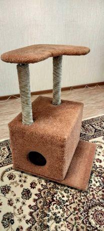 Домик для Вашего Кота (кошки) добротный.