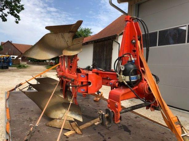 Plug Kuhn Mltimaster 121 NSH cu 3 trupite an 2014 Forfecare hidraulica