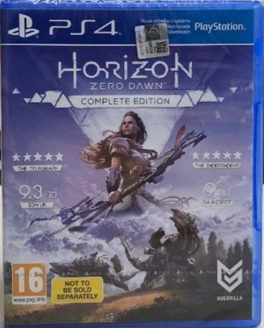 Horizon: Zero Dawn - Complete Edition (PS4) Нова