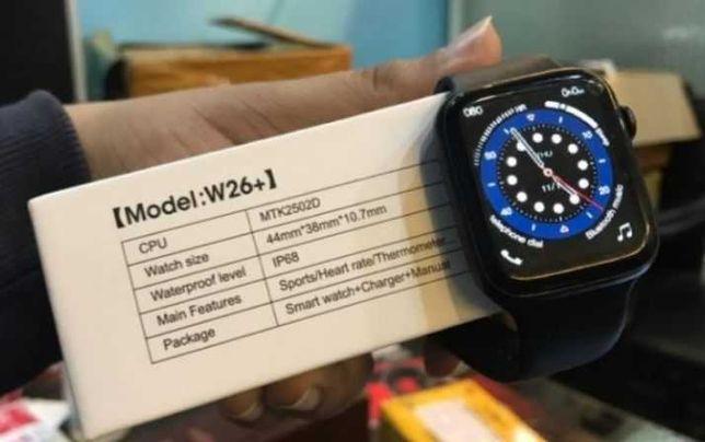 НОВЫЕ! Смарт Часы Apple Watch 6 Series LUX, HW22, W26 Plus