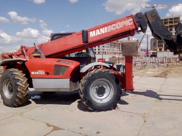Услуги Маниту manitou телескопический погрузчик вилочный