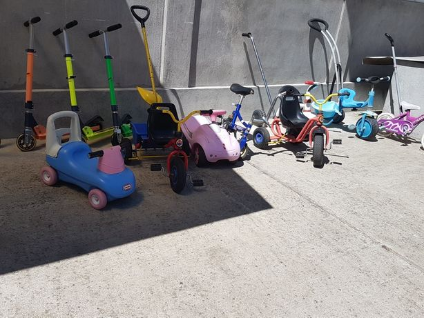 Triciclete de copii