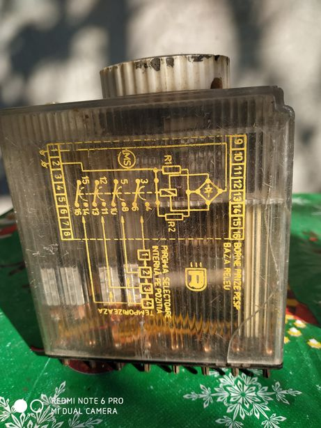 Temporizator RTPa7