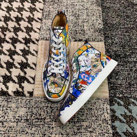 Christian Louboutin Sneakers Top 2021