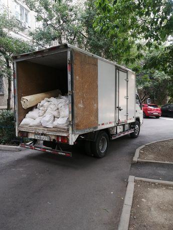 Услуги Газель Вывоз строй мусора Грузоперевозки Грузчики Газель Зиль