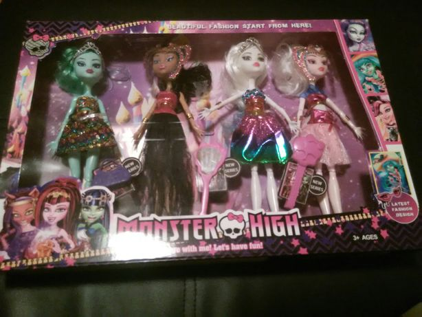 Papuși Monster High