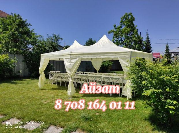 Аренда шатёр, палаток, посуды, столов и стульев