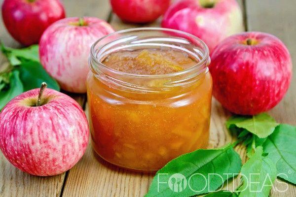 Домашнее Яблочное Повидло Вкусное