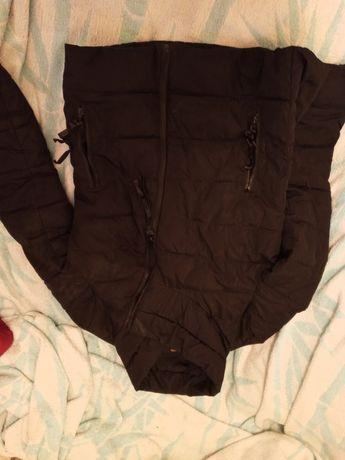 Весенняя куртка женская короткая