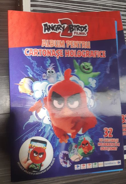 Catalog complet angry birds