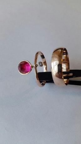 Два золотых кольца СССР
